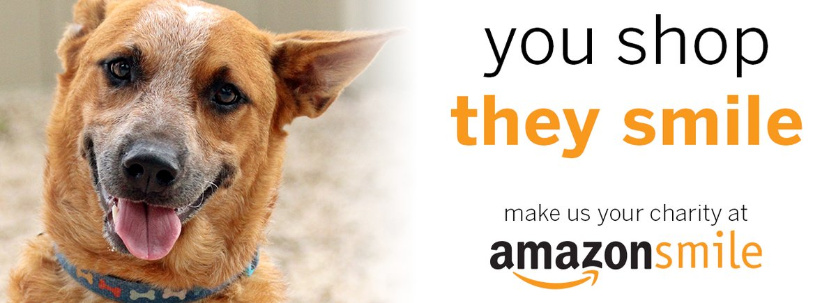 /Shop Amazon Smile and Help K3HF!